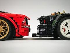 Holden Torana A9X vs Hoonicorn - @loxlego