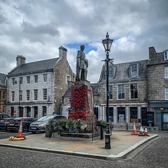 Photo of The Square, Huntly