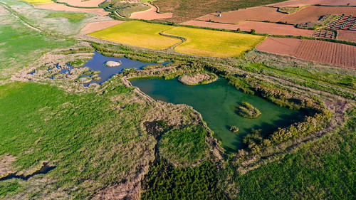 Vista de dron Lagunas 18-5-2020 Marta Guzmán I
