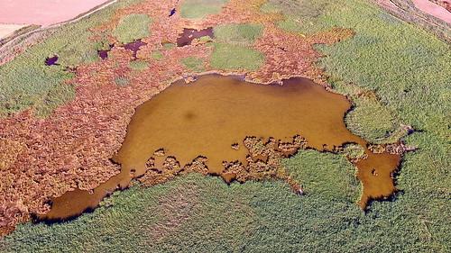 Vista de dron Lagunas 13-8-2020 Marta Guzmán VII