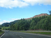 A9 near Pitlochry, 2020 Aug 28