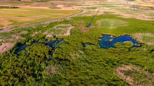 Vista de dron Lagunas 18-5-2020 Marta Guzmán V