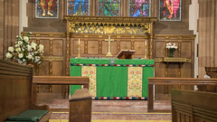 Photo of 2020 holiday day 5 03 Brampton St Martins Church altar