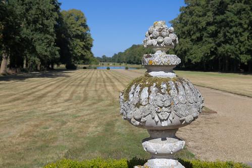 Park (Château de Beaumesnil)