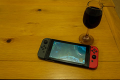 Wine and Breath of the Wild