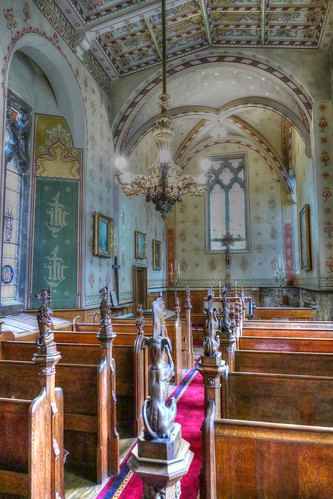 Raby Castle, County Durham, Chapel