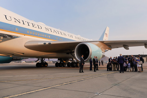 President Trump Travels to Nevada by The White House, on Flickr