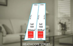 8 (Lot 101) Heathcote Street, Marion SA