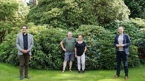 Besuch Rhododendronpark