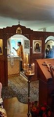 Молебен в х. Городок