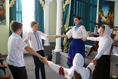 28. Занятие по вокалу с детьми в акт. зале 15.09.2020