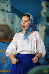 23. Занятие по вокалу с детьми в акт. зале 15.09.2020