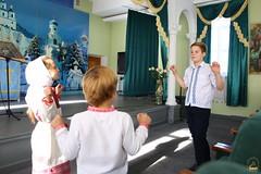 21. Занятие по вокалу с детьми в акт. зале 15.09.2020
