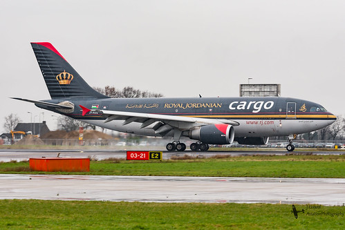 cargo royal jordanian