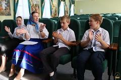 29. Занятие по вокалу с детьми в акт. зале 15.09.2020