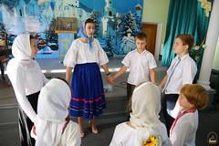 22. Занятие по вокалу с детьми в акт. зале 15.09.2020