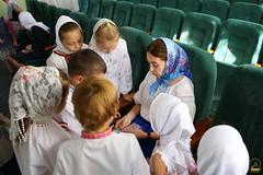 13. Занятие по вокалу с детьми в акт. зале 15.09.2020