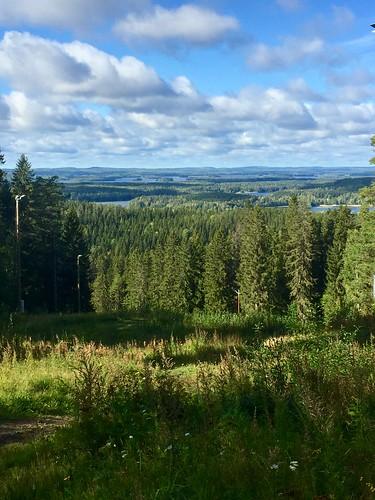 Puijo Kuopio, Finland