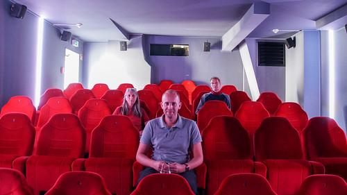 Besuch Cine K