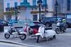 Vespa and Lambrettas Mk 2 & Mk3