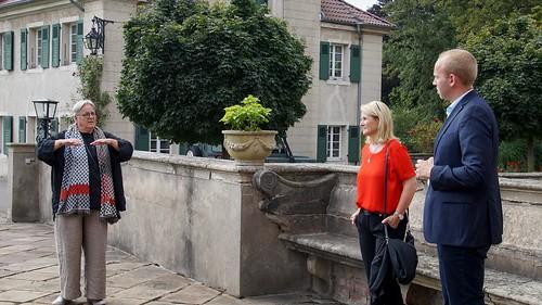 Treffen Sabine Poschmann MdB