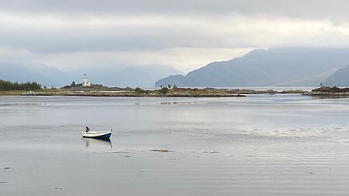 Isle Ornsay lighthouse