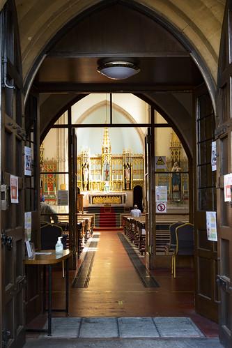 St Elizabeth Catholic Church, Bethnal Green