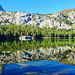 Lake George Mirror, Mammoth Lakes, CA 2016