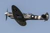 Supermarine Spitfire Tr.9 G-AWGB, newly finished in the colours of the Royal Australian Air Force.
