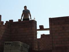 Строится храм Архистратига Михаила