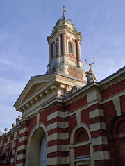 Photo of Stables block @ Wimpole Hall