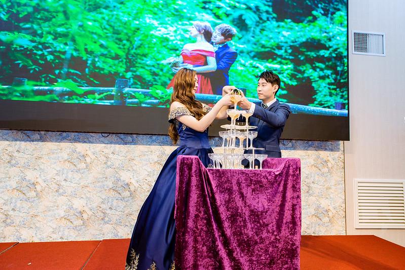 中壢婚禮攝影 | 與好隊友甜蜜牽手一起完成的的甜蜜婚禮 | 海豐餐廳