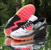 Nike Air Max 90 Ice Dark Grey Men's Size 13 Black Infrared 631748-006