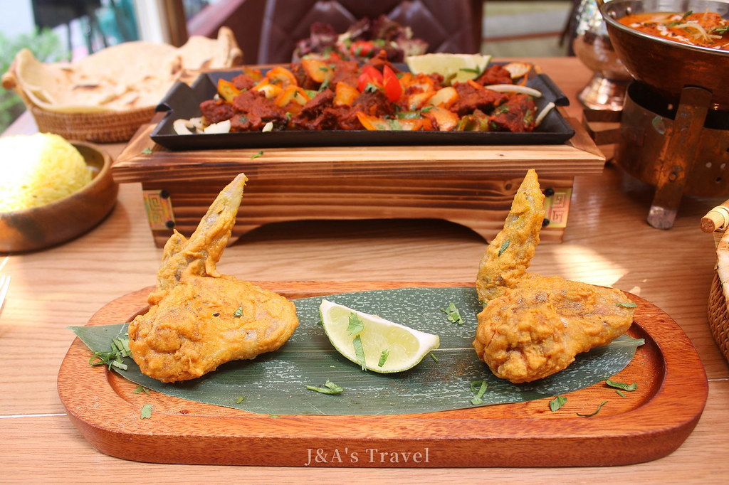 印渡風情慶城店|超人氣印度料理!16年老店的招牌奶油雞香氣濃郁。2000多則評價高達4.5分的異國美食。 @J&A的旅行