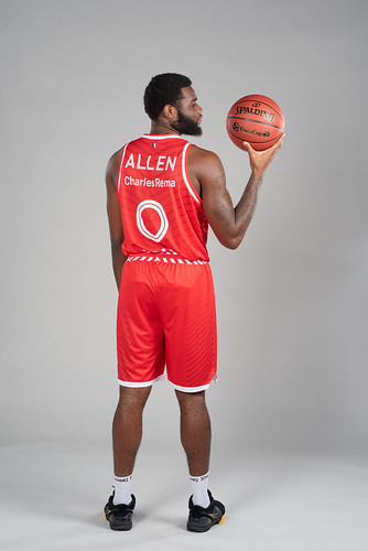 Kadeem Allen - EuroCup
