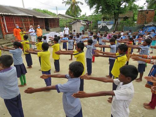 Educational Activities of RKM Naora - September 2020 (112)