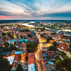 Traffic | Kaunas aerial #259/365