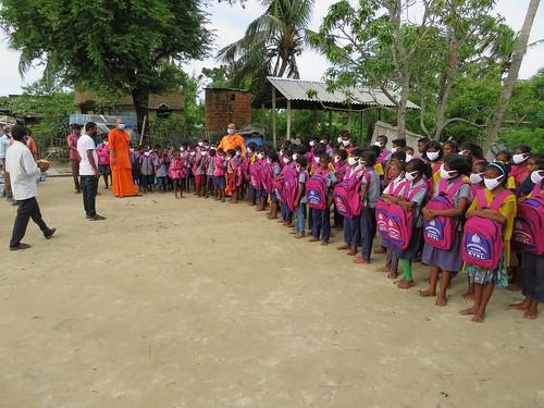 Educational Activities of RKM Naora - September 2020 (101)