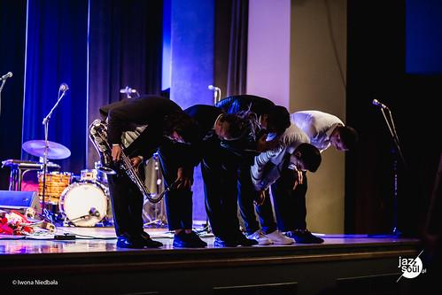 Wojtek Mazolewski Quintet - Mielec
