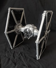 Fel Empire Tie Fighter