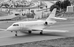 Photo of M-AGIC Dassault Falcon 2000EX