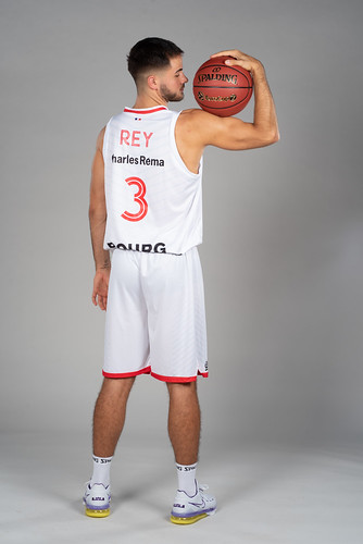 Théo Rey - EuroCup