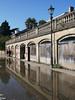 Boathouses, St Helena Terrace, Riverside