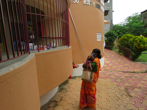 RKM Naora Dispensary Camp,(Child Special)  Dr. Ashish Bhattacharya September 2020 (8)