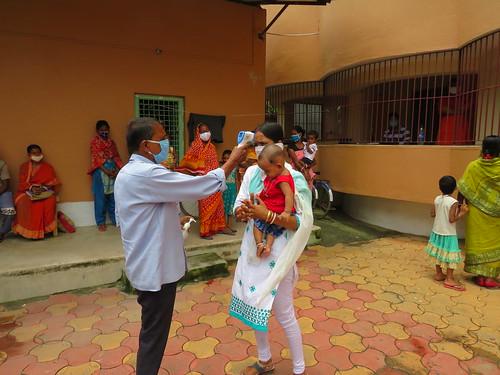 RKM Naora Dispensary Camp,(Child Special)  Dr. Ashish Bhattacharya September 2020 (4)