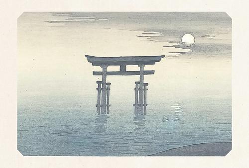 60-Carte postale // 10x15cm // Torii