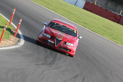Alfa Romeo Championship - Snetterton 300 2020