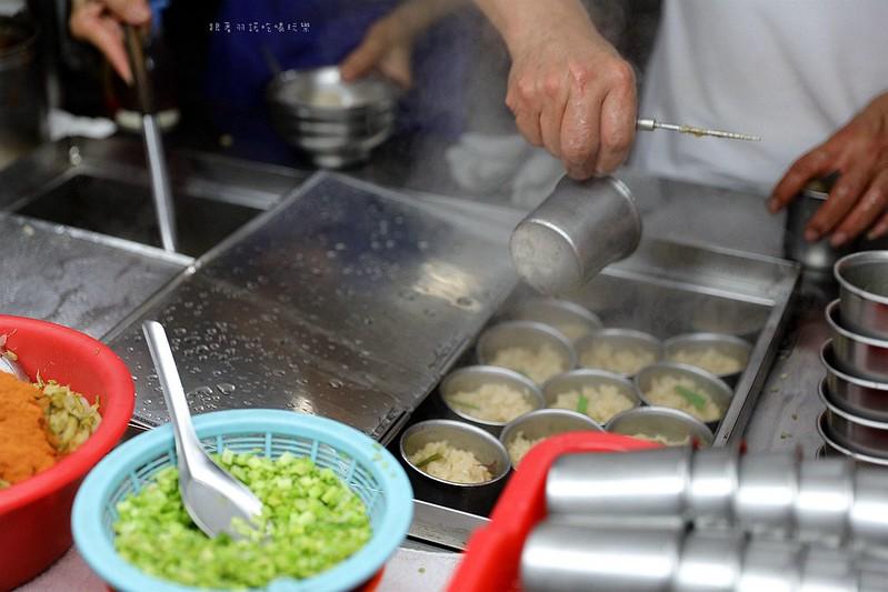 台北橋頭筒仔米糕延三夜市宵夜小吃美食45年老店05