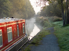 Photo of Mist on the canal