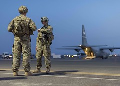 EARF emergency deployment readiness exercise